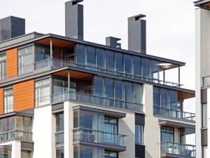 Przeszklenia balkonowe